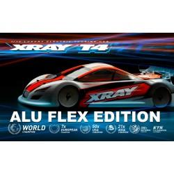 XRAY T4'21 - ALU FLEX EDITION - 1/10 LUXURY ELECTRIC TC