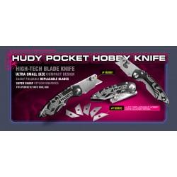 HUDY POCKET HOBBY KNIFE