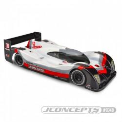 "Jconcepts L1 ""Layla"" - LMP body - (Fits - RC10F6 | XRAY F1 vehicle)"