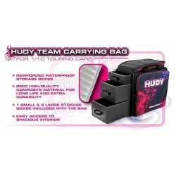 Hudy 1:10 Touring Carrying Bag + Tool Bag Exclusive Edition