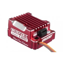 "Team Corally - Cerix PRO 120 ""Racing Factory"" - 2-3S Esc For Sensored And Sensorless Motors - 120A"