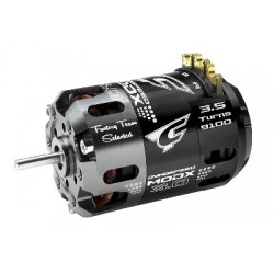 Team Corally - Dynospeed MODX 3.0 - 1/10 Sensored Competition Brushless Motor - 3.5 Turns - 9100 KV