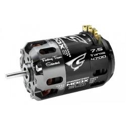 Team Corally - Dynospeed MODX 3.0 - 1/10 Sensored Competition Brushless Motor - 7.5 Turns - 4700 KV