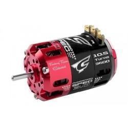 Team Corally - Dynospeed SPEC 3.0 - 1/10 Sensored Competition Brushless Motor - 10.5 Turns - 3600 KV