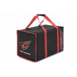 Team Corally - Carrying Bag - 2 Corrugated Plastic Drawers