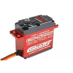 Team Corally - CS-5226 HV High Speed Servo, High Voltage, Coreless Motor, Titanium Gear, 2Bb, Full Alloy Case