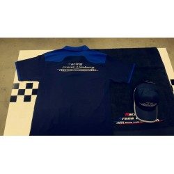 Poloshirt Tricolor