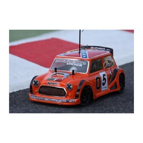 Montech Turbo Spidi - 1/10 Body for Tamiya Mini