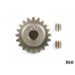 M-05 Alu Pinion Gear 20 Teeth hard Flourine