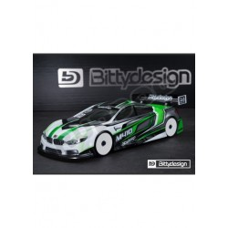 BITTYDESIGN M410 190MM TC BODY LIGHTWEIGHT