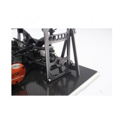 Set-Up System For 1/10 Touring Cars