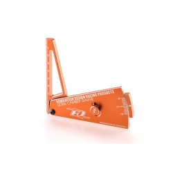 REVOLUTION DESIGN ULTRA CAMBER GAUGE R2 (ORANGE)