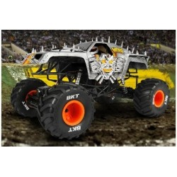 Axial - Axial SMT10 MAX-D Monster Jam Truck 4WD RTR 1/10