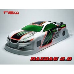 Mon-tech Nazda Clear Body 2.0 190mm