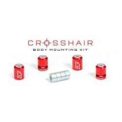 Crosshair Magnetic Body Mounting for most On-Road RC Bodies