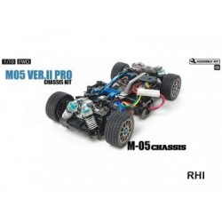 RC M-05 Ver.II Pro Chassis Kit