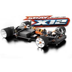 Xray X12 - 2018 SPECS - 1-12 Pan Car
