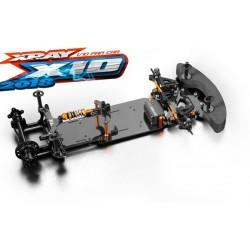 XRAY X10 - 2018 SPECS - 1/10 PAN CAR GT