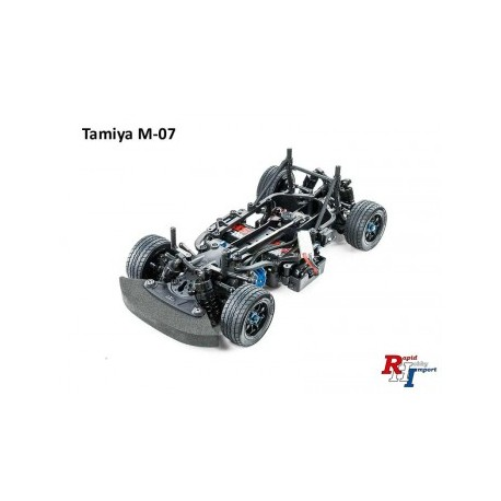 RC M-07 Concept Chassis Kit - M-07