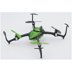 Dromida Verso Quadrocopter green/grün RTF