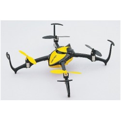 Dromida Verso Quadrocopter yellow/gelb RTF