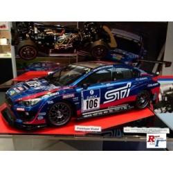 1/10 RC SubaruWRX STI 24h Nürburgring(TT-02)