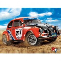 Tamiya VW Beetle Rally MF-01X (4WD)