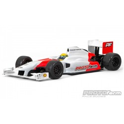 F1-Thirteen Clear Body for F1
