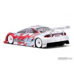 Dodge Dart Clear Body 190mm light weight