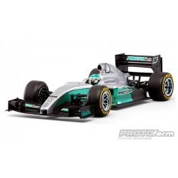 F1-Fifteen Clear Body