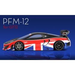 PFM-12 Clear Body for GT12