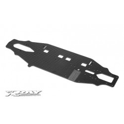 T3 2012 Chassis 2.5mm Graphite