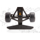 WRC LM16 1.2 - LMP 1:10 KIT BODY TIRES