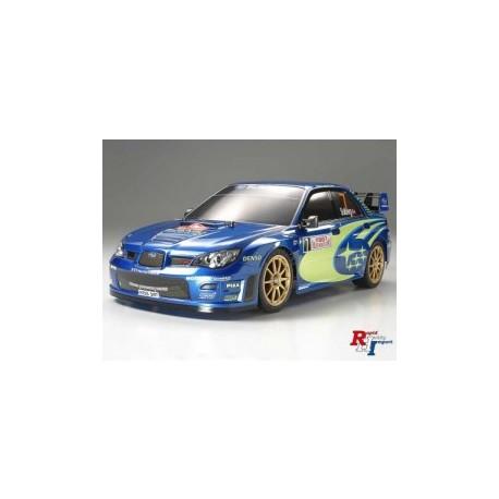 XBS Subaru Impreza WRC Monte Carlo '07