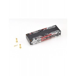ORCA HV LCG Generation4 6300mAh 7.6V 120C 5mm plug Low profile