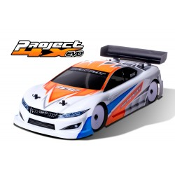 Project 4X EVO 1/10 EP
