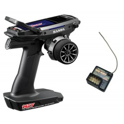 Sanwa M17 Radio + RX-491 Receiver  PRE-ORDER