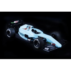 Mon-Tech Formula 1 Clear Body F18