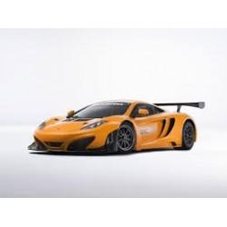 Kyosho McLaren 12C GT3 2013 orange