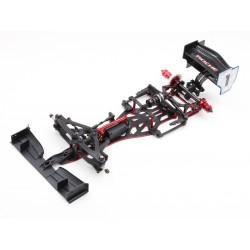 Roche Rapide F1 EVO US 1/10 Competition F1 Car Kit