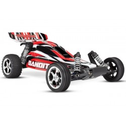 Traxxas Bandit RTR 2.4GHz TQ (in bat & chrg) Courtney Force
