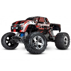 Traxxas Stampede RTR 2.4GHz Rock n' Roll Roll (no battery and charger)