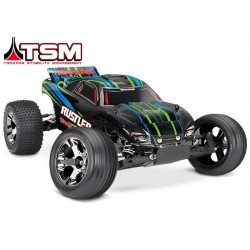 Traxxas Rustler VXL Brushless With TSM