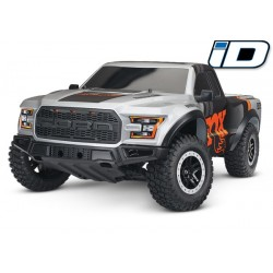 Traxxas Ford F-150 Raptor 1/102WD 2.4GHz (incl. 8.4V battery Black/Blue