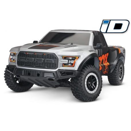 Traxxas Ford F-150 Raptor 1/102WD 2.4GHz (incl. 8.4V battery Black/Blue