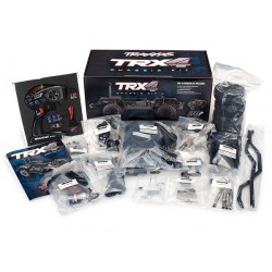 Traxxas TRX-4 KIT Crawler TQi, XL-5, without battery and charger