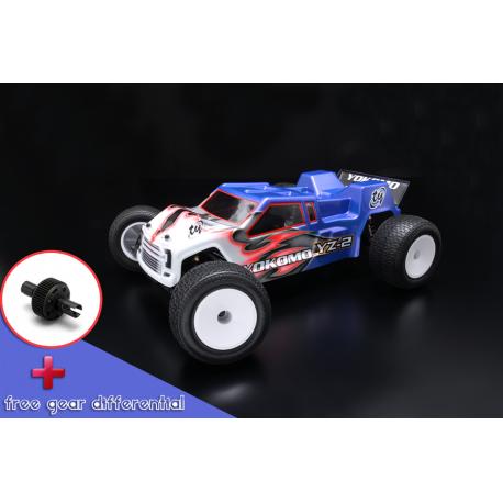 Yokomo YZ-2T 2WD Racing Truck Incl. Gear Differential