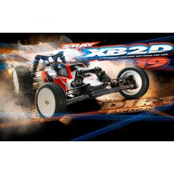 XRAY XB2 - 2019 SPECS - 2WD 1/10 ELECTRIC OFF-ROAD CAR - DIRT EDITION