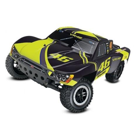 Traxxas Slash TQ 2.4GHz VR46 Valentino Rossi
