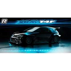 XRAY T4F - 2019 SPECS - 1/10 LUXURY ELECTRIC FWD TC (pre-order)